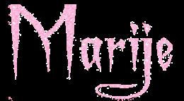 MarijeOosting.com